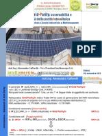 Presentazione-Grid Parity Fotovoltaico Caffarelli