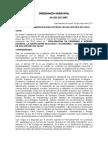 Ordenanza Municipal Santonio de Cachi 1