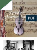 Navrot, Baroque Music Jesuit Chiquitos