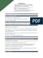 Programa Conferência 25052017