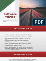 Topo3 Presentación