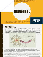 Neuronul Si Sinapsa