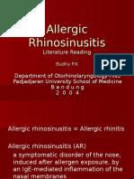 AllergicRhinosinusitis Maju