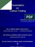 Carbon Trading Presentation