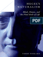 Terry Pinkard-Hegel's Naturalism_ Mind, Nature, And the Final Ends of Life-Oxford University Press, USA (2012)