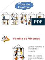Tipos de Famílias