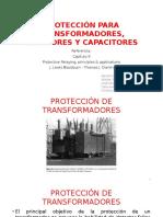 Presentacion Final Protecciones Capitulo 9