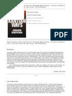 Ermanno Bencivenga My Kantian Ways.pdf