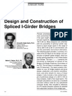 JL-92-July-August Design and Construction of Spliced I-Girder Bridges (1)