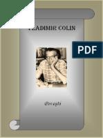 Vladimir Colin - Povesti
