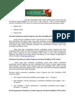 Institut Keguruan Dan Ilmu Pendidikan PGRI Jember Adalah Institut Swasta Yang Ada Di Indonesia Yang Beralamat Di Jl