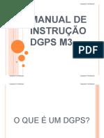 Manual de Instrução Dgps m3