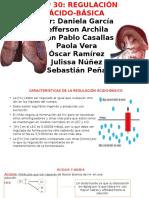 Regulación Acido Base