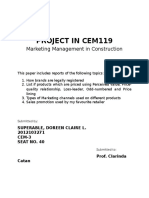 Project in Cem119