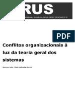 Conflitos organizacionais à luz da teoria geral dos sistemas.pdf