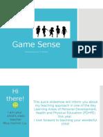 game sense   2