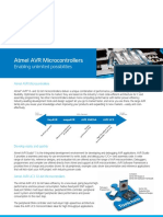 Atmel AVR Overview