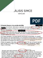 ANÁLISIS SIMCE 2