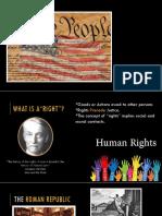 rights and solidarity
