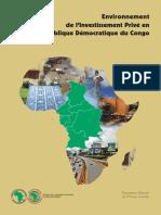 République Démocratique Du Congo - Environnement de l'Investissement Privé