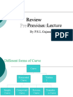 Curves Lecture 5 Kdu Sri Lanka