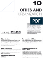 cities and urbanization 1