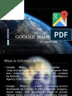 google maps andiroid app