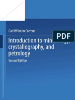 Dr. Dr. h. c. Carl W. Correns (Auth.)-Introduction to Mineralogy_ Crystallography and Petrology-Springer-Verlag Berlin Heidelberg (1969)