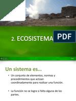 2. Ecosistema