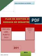 Plan de Gestion de Riesgos i.e