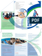 Physiotherapy Brochure