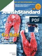 Jewish Standard, May 12, 2017