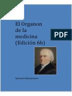 El Organon de la medicina.pdf