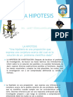Clases Hipotesis