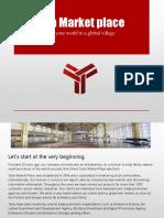 Tylon E-Market Place Brochure