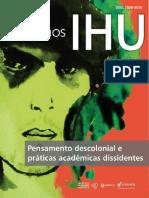 Pensamento Descolonial e Práticas Acadêmicas Dissidentes