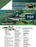 Cartilla de Recursos Pesqueros de Colombia