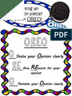 opinionwritingfreebieoreostrategyposterandtopicsentencestarters