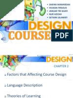Course Design of ESP