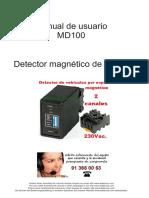 Lazo Magnetico MD100
