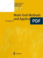 Multigrid Metods and Applications-Hackbuch