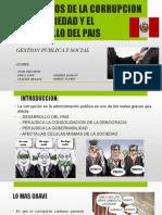 Efctos Corrupcion Grupo 10 Gestion Publica