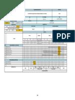 Chart Fosil Sta 10