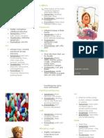 disease brochure