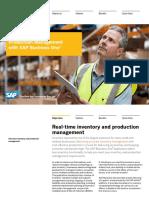 Warehouse Production Management