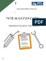 Manual de Mantenimiento Camion Minero 797B CAT