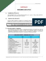 Perfil Av. Julio c. Tello - Resumen