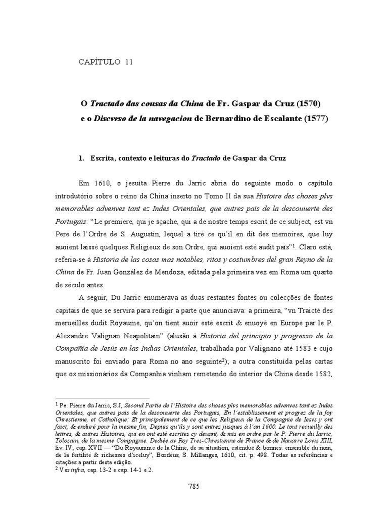 Missionários China Século XVI