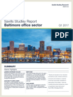 Baltimore Office Report