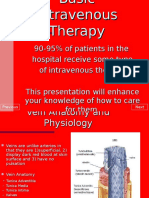 Web Based IV Therapy
